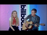 Sabrina Carpenter - Perform New Songs At Billboard/Q&A
