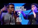 Bataco(JP)vs Piratheeban(SG)|Asia Beatbox Championship Top 4 Beatbox Battle