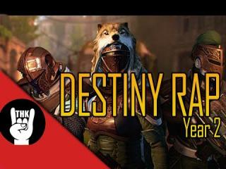 Destiny Year 2 Rap by Teamheadkick -