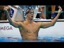 Майкл Фелпс - Живая Легенда Спорта Michael Phelps - A Living Legend Of The Sport