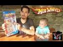 Обзор Часы Hot wheels Хот вилс Видео для детей