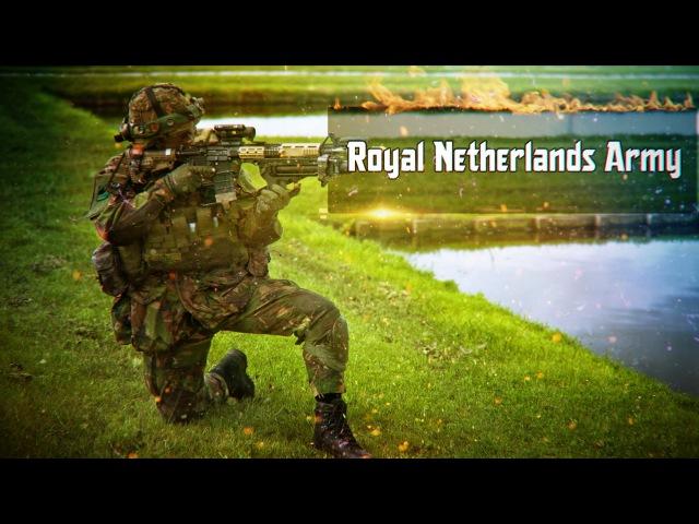 Royal Netherlands Army 2016 | Koninklijke Leger van Nederland 2016