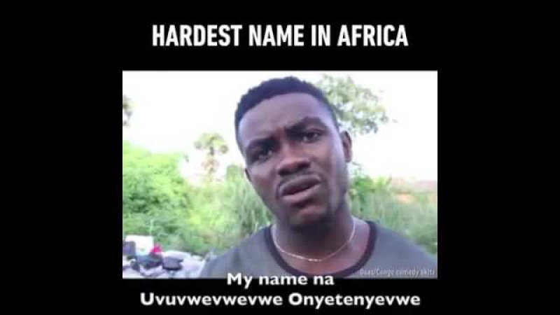 How to spell your name,your name,popular name,funny name, African name