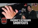 Freddie's Keyboard Shortcuts [For Editing]