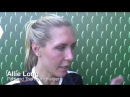 Tobin Heath, Meghan Klingenberg, Allie Long and Lindsey Horan talk about their Olympic experience