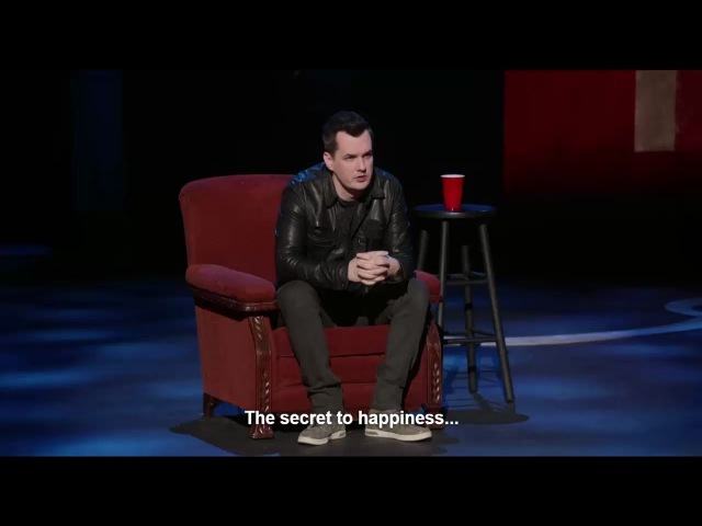 Jim Jefferies - The Secret to Happiness (Letter to His Son)