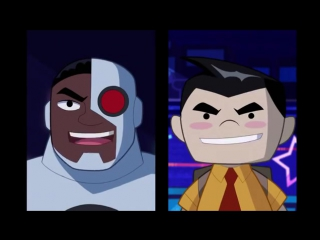 Лига Справедливости к Бою! (Justice League Action) Отрывок 4