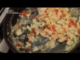 Onion, Tomato, Egg Breakfast Scramble Healthy Recipes