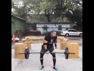 Тренинг по-хардкору
