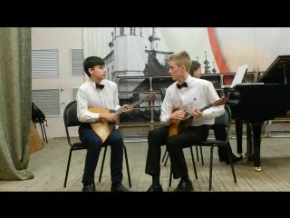 Два Ивана) . репетиция.