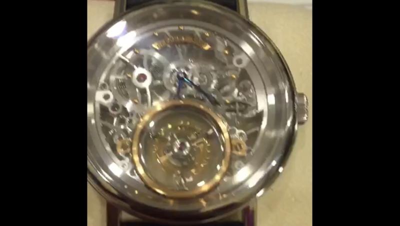 Breguet Classique Grande Complication Messidor 5335PT429W6