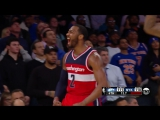 John Wall Seals Win with Steal and Slam  01.19.17.