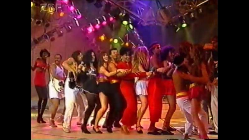 Kaoma Dancando Lambada Peter's Popshow 1989
