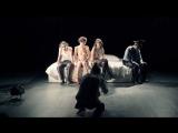 Юлия Волкова и Анастасия Клюева голые - фотосессия к спектаклю ''Коммуниканты'' (2010) 1080p