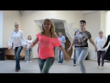 МИКСбитсвингтвистBaeva Elenaodiak -danceDonetsk