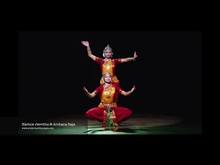Sridevi Nrithyalaya - Bharatanatyam Dance - Harinie Jeevitha Archana Raja Duet