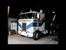 1973 Peterbilt 352 cabover first run