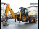В Первоуральске вновь пройдет парад коммунальной техники.