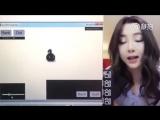 Азиатка решила поиграть в голосовые игры