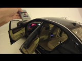 Diecast 1-18 Kyosho BWM 750Li with Remote Control Xeon LED Light Package