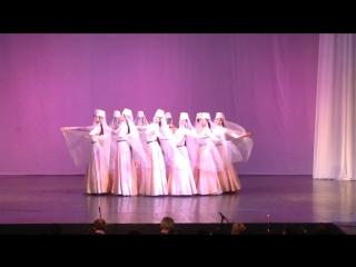 ГААТ « АЛАН » - Осетинский девичий танец 2016