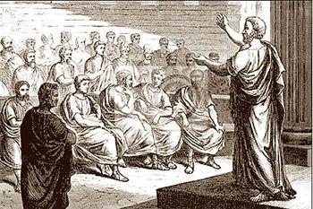 Однажды Плутарх изрек: «[Говорите] либо как можно короче, либо как мож
