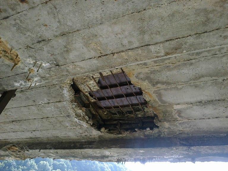 Ремонт мосту в Заліщиках завершать до Нового року — І. Гах (ФОТО, ВІДЕО)