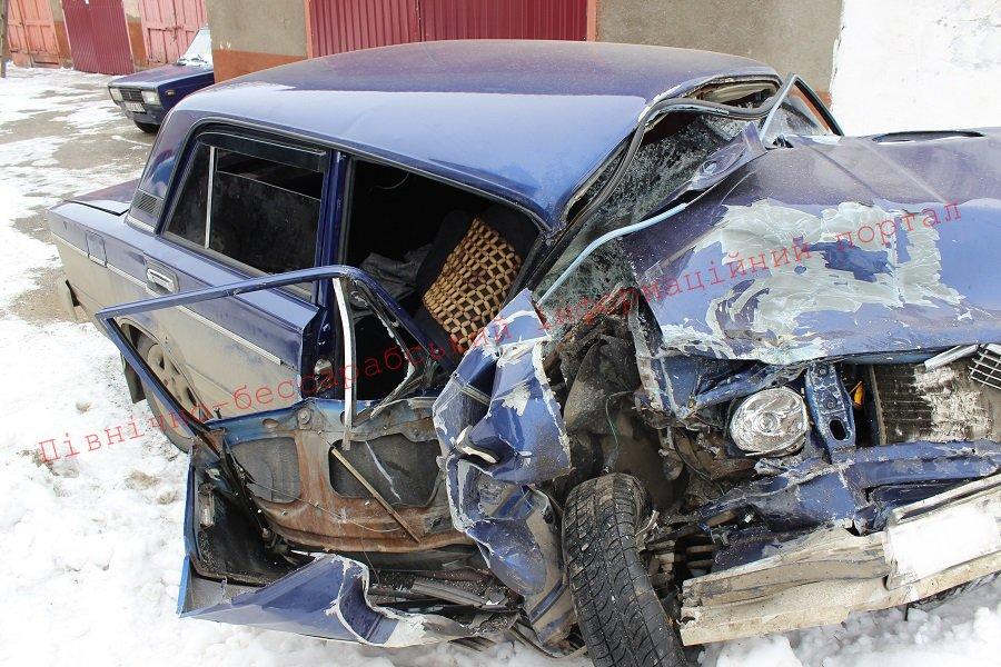 ДТП на Сокирянщині: є постраждалі (ФОТО)