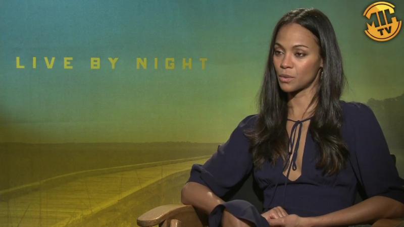«Закон ночи»: интервью Зои Салдана для «MadeinHollywoodTV»