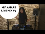 Mia Amare female DJ Live Mix #3 Happy House on Pioneer XDJ-RX