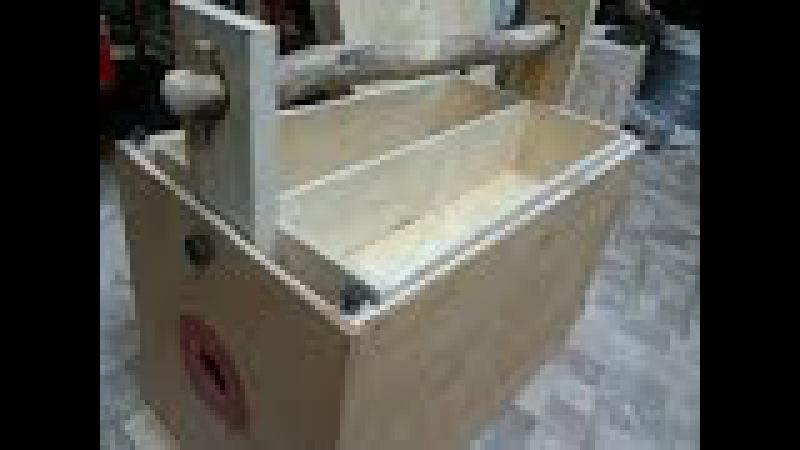 КРУТАЯ САМОДЕЛКА-ЯЩИКА ДЛЯ ИНСТРУМЕНТА С ПИЛОЙ - workbench Table saw sled. Innovative solution