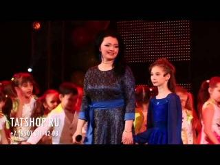 Эльмира Сулейманова, кызы Диана Крапивина - Ярата сузсез генэ