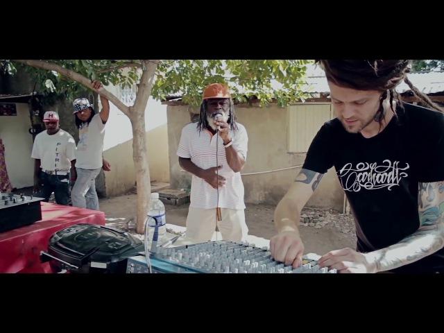 Paolo Baldini DubFiles Ft. Juba Lion - Thank You Jah