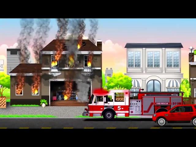 Пожар у Винтика дома и пожарная машина. Развивающий мультфильм мультфильмыпромашинки пожарувинтика мультикимашинки познавательныймультфильм мультфильмдлямалышей пожарнаямашинамультфильм хочузнатьвсе