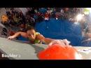 VAUDE - Boulder World Cup Finals 2012 in Munich - Women