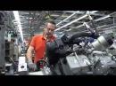 Производство двигателя Porsche 911