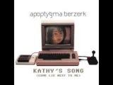 Apoptygma Berzerk - Kathy's Song (Beborn Beton Remix)