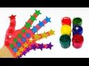 Семья пальчиков на русском Песенка про Пальчики Finger Family Song для самых маленьких. ...