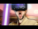 JEDI MASTER Star Wars Trials On Tatooine (HTC Vive Virtual Reality)