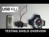 USB Killer + Tester Shield