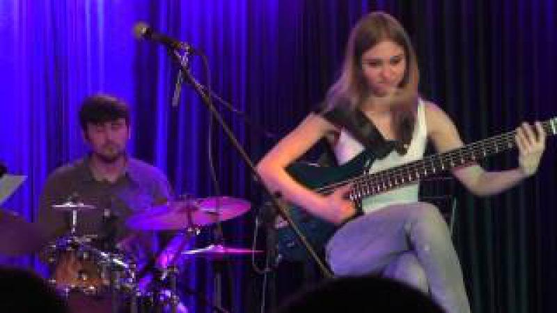 Дарья Шорр - Dasha's Jam @ Клуб Алексея Козлова 29.06.2015