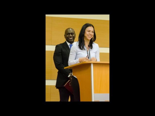 Беседа о Библии это семья EUMC 2017 Мишель Уильямсон
