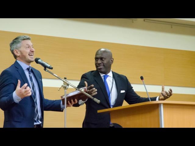 Плоды бесед о Библии EUMC 2017 Майкл Уильямсон