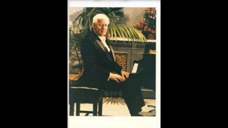 Earl Wild plays Rachmaninoff Vocalise Op. 34 No. 14 (arr. Wild)