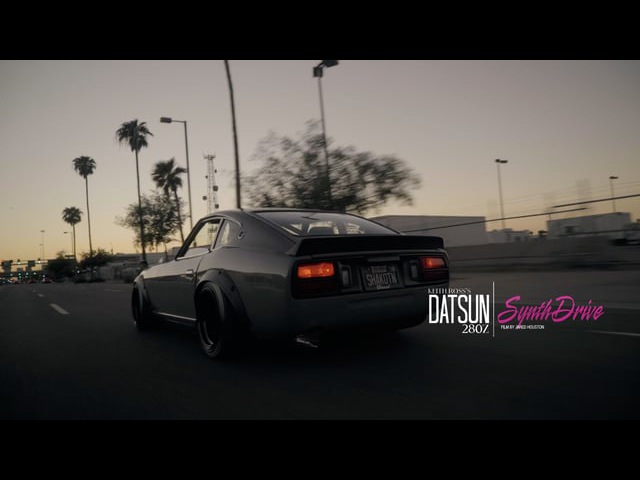 SynthDrive Keith Ross's 1977 Datsun 280Z