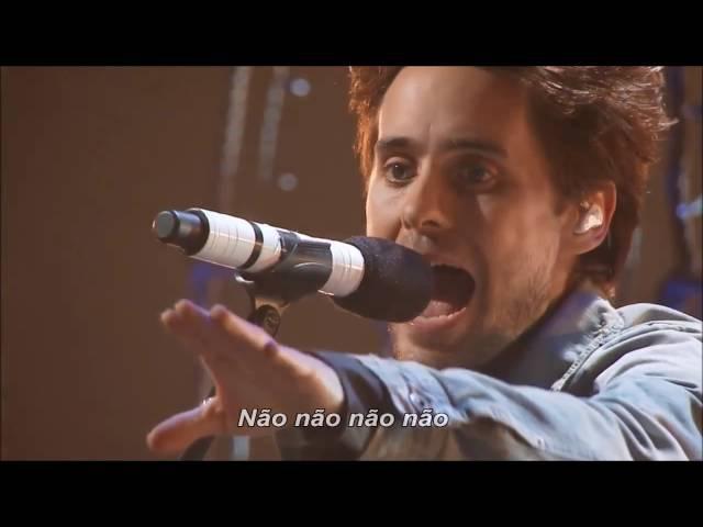 30 Seconds To Mars - Closer To The Edge - Legendado HD