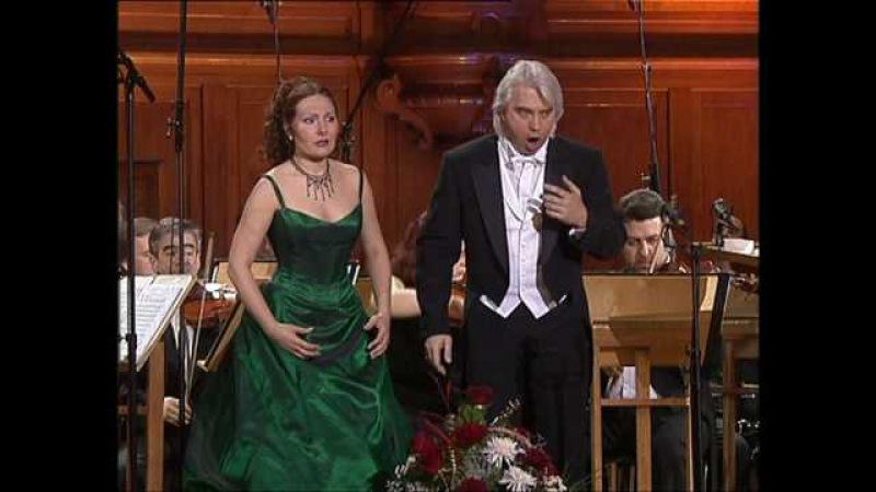 Hvorostovsky Siurina - Rigoletto duet 1/2