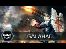 Galahad: First look at the gameplay