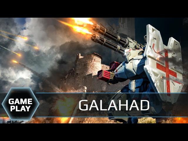 Galahad: First look at the gameplay » Freewka.com - Смотреть онлайн в хорощем качестве