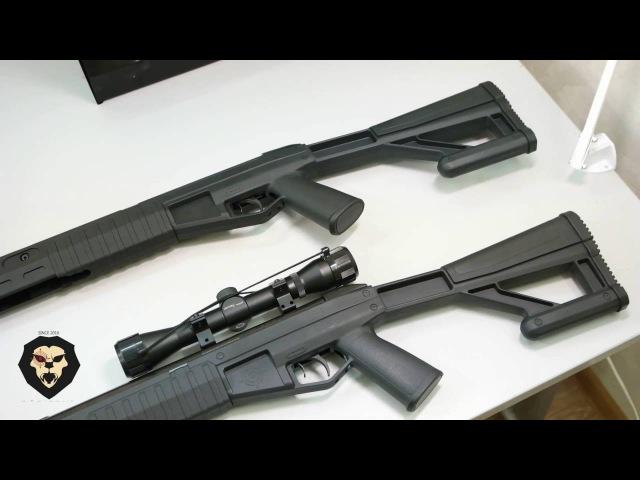 Пневматическая винтовка Crosman TR77 NPS (прицел 4х32)(Видео-Обзор)